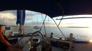 Enjoying sailing Panacea - FantaSeaSailing.com