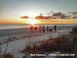 Sunset - Fort Myers Beach