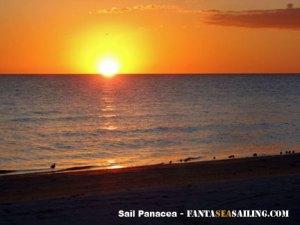 Sunset Ft Myers Beach