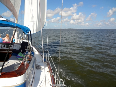 Sailing the Gulf of Mexico