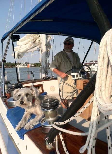 Capt. Paul & Maggie