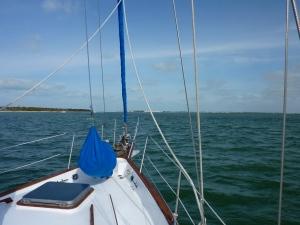 Just Sailing...