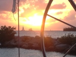 A Key West Sunset